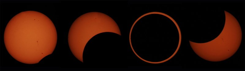Annular Eclipse Cantu 2